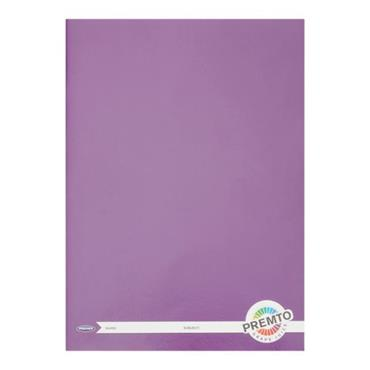 PREMTO A4 120pg MANUSCRIPT BOOK - GRAPE JUICE