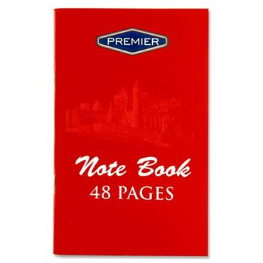 PREMIER 48pg NOTEBOOK