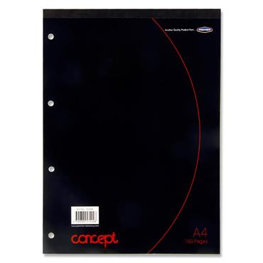Concept Office A4 160pg Refill Pad - Top