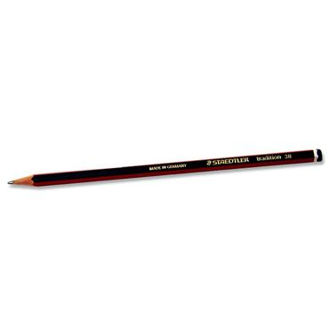 STAEDTLER TRADITIONAL PENCIL - 3B
