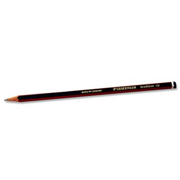 STAEDTLER TRADITIONAL PENCIL - 4B