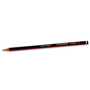 STAEDTLER TRADITIONAL PENCIL - 4H