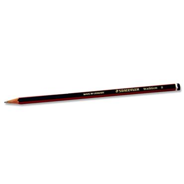 STAEDTLER TRADITIONAL PENCIL - B