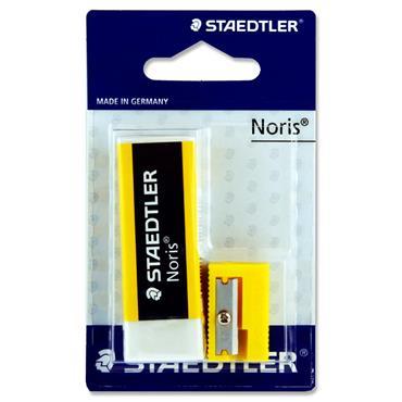 STAEDTLER NORIS ERASER & SHARPENER