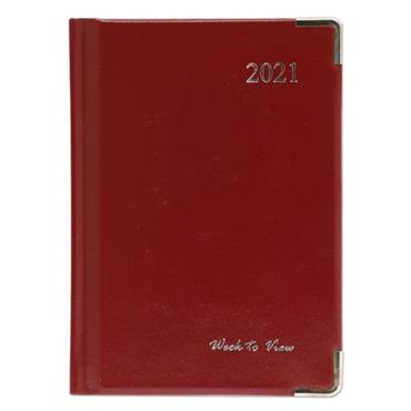 PREMIER 2021 A6 DIARY - WEEK TO VIEW 3 ASST