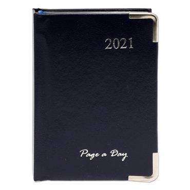PREMIER 2021 A7 DIARY - PAGE A DAY 3 ASST