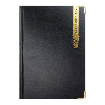 PREMIER A5 ACADEMIC DIARY PAGE A DAY 2021-2022