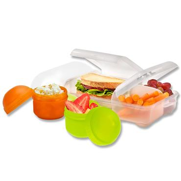 SMASH NFM RUBBISH FREE LUNCHBOX SET CDU