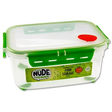 SMASH NUDE FOOD MOVER SNAPTIGHT FOOD STORAGE - 1.8ltr FLAT