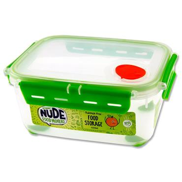 Smash Nude Food Mover Snaptight Food Storage - 1ltr Tall