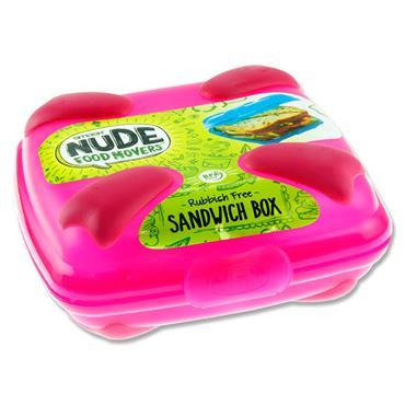 Smash Nfm Sandwich Box Bright - Pink Cdu