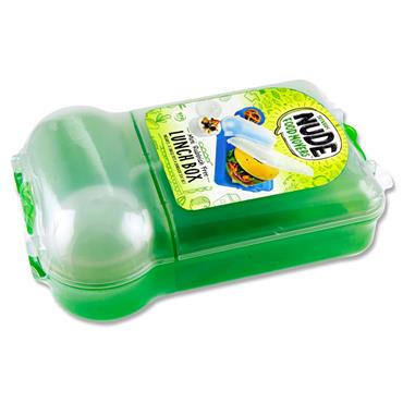 Smash Mini Rubbish Free Lunchbox Set Bright - Green
