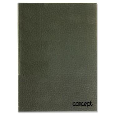 Concept A5 160pg Flexiback Notebook