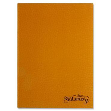 I Love Stationery A5 160pg Flexiback Notebook