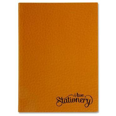 I Love Stationery A6 160pg Flexiback Notebook