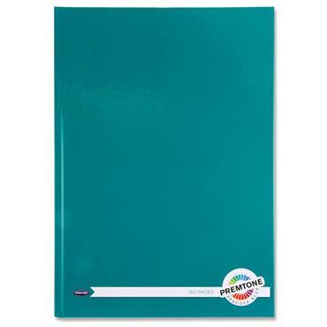 Premtone S3 Pkt.3 A4 160pg Hardcover Notebook