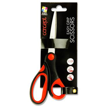Concept Easy Grip 21cm Scissors