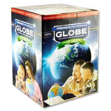 Premier Universal 25cm Plastic Globe