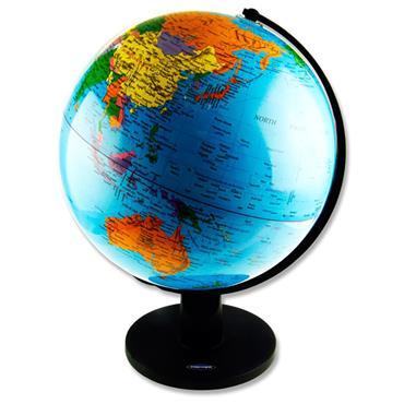 Premier Universal 32cm Plastic Globe