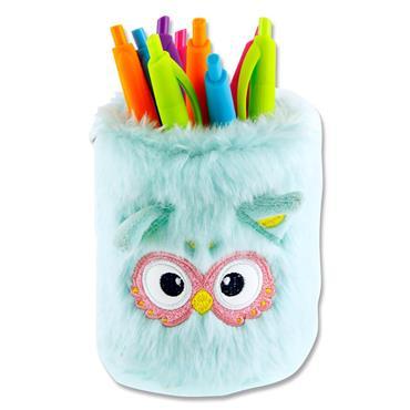 Emotionery Plush Pen Holder - Owl