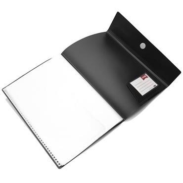 Concept A3 20 Pocket Display Book - Landscape