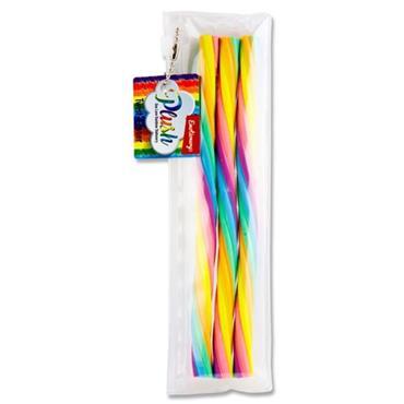 Emotionery Wallet 3 Rainbow Plush Twist Eraser
