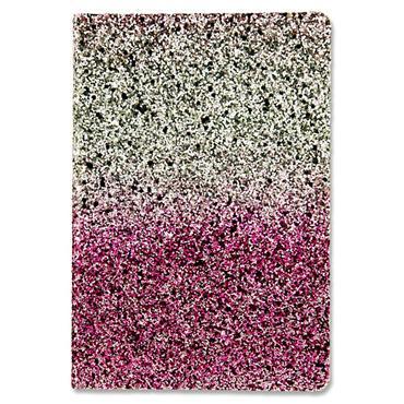 I Love Stationery A5 192pg Journal - Glitter
