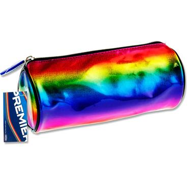 Premier Round Pencil Case - Rainbow