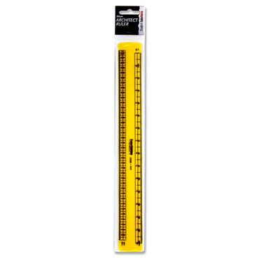 Student Solutions 30cm Technical Ruler - Architect