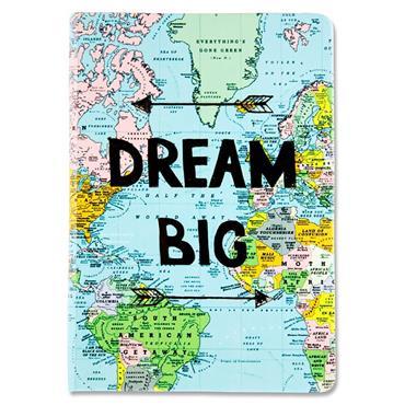 I Love Stationery A5 192pg Journal - Big Dream