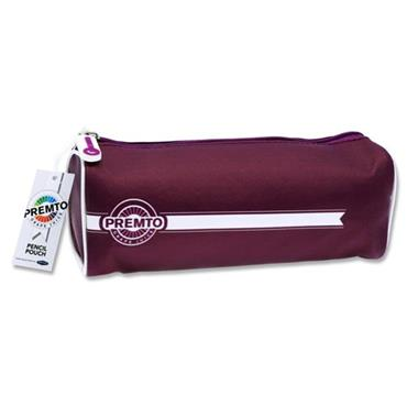 PREMTO RECTANGULAR PENCIL POUCH - GRAPE JUICE