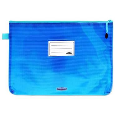 PREMTO A4+ EXTRA DURABLE MESH WALLET - BLUEBIRD BLUE