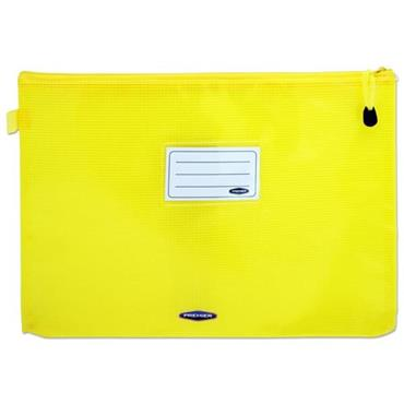 PREMTO A4+ EXTRA DURABLE MESH WALLET - YELLOW SQUASH