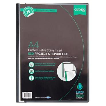 CONCEPT GREEN A4 ECO PROJECT & REPORT FILE