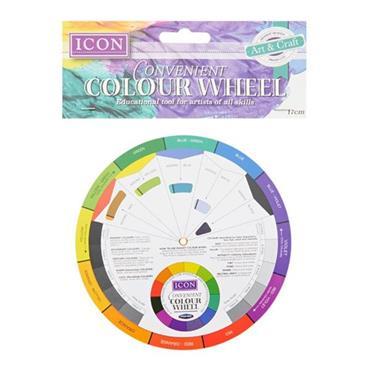 ICON 17cm CONVENIENT COLOUR WHEEL