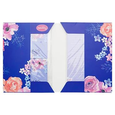 I LOVE STATIONERY A5 WRITING SET AND ENVELOPES - ROSE