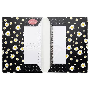 I LOVE STATIONERY A5 WRITING SET AND ENVELOPES - DAISIES
