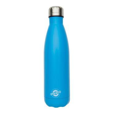PREMTO STAINLESS STEEL WATER BOTTLE 500ml - PRINTER BLUE