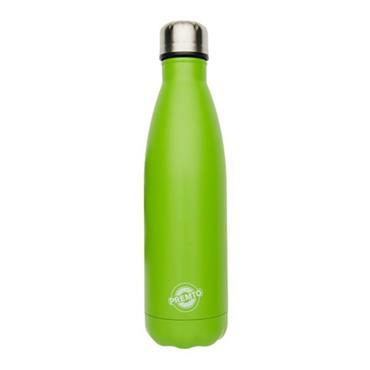 PREMTO STAINLESS STEEL WATER BOTTLE 500ml - CATERPILLAR GREEN