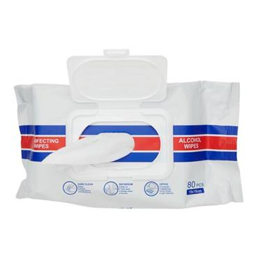 PREMIER UNIVERSAL PKT.80 ANTI BACTERIAL WET WIPES