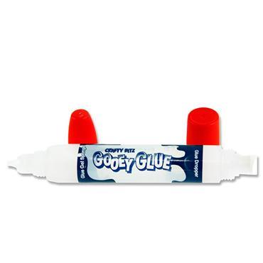 Crafty Kidz Double Headed 50ml Gooey Glue Pen