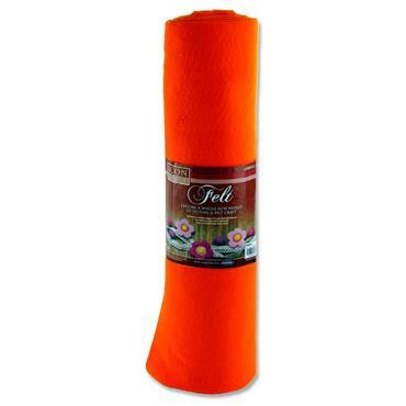 Icon Craft 45cm X 5m Roll Felt - Orange