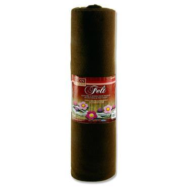 Icon Craft 45cm X 5m Roll Felt - Brown