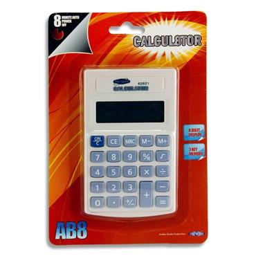 Calcul8tor Dk-087 8 Digit Calculator