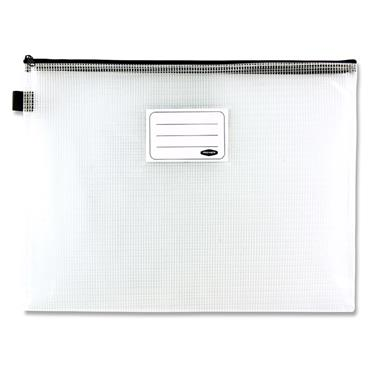 Premier Office A4+ Extra Durable Mesh Clear
