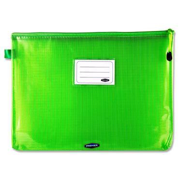 Premto A4+ Extra Durable Mesh Wallet - Caterpillar Green