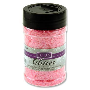 Icon 110g Glitter - Pink
