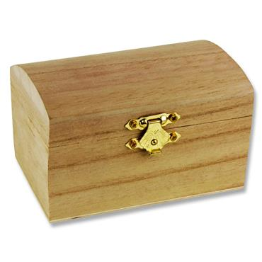 Icon 110x70x66mm Wooden Box