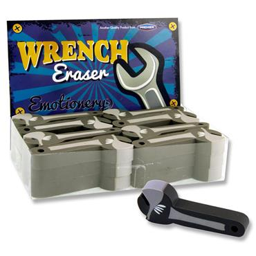 EMOTIONERY WRENCH ERASER CDU