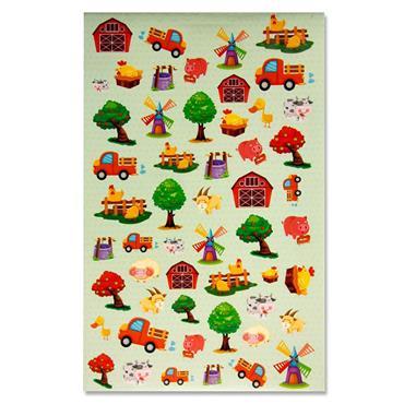 Emotionery 380+ Sticker Book - Farm Yard